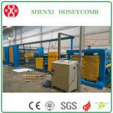 Maquinaria de alta velocidade do favo de mel do papel da mobília