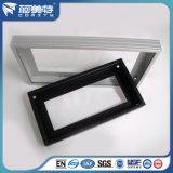 Het standaard of Aangepaste Profiel van het Aluminium van de Afmeting voor het Frame van het Zonnepaneel