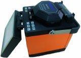 Giuntatrice ottica d'impionbatura ottica redditizia della fibra della macchina della fibra della giuntatrice Tcw-605 di fusione dell'arco di Techwin