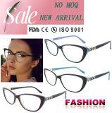 Acetato di cellulosa per il blocco per grafici degli occhiali del telaio dell'ottica di Eyewear di modo di vetro
