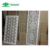 MDF de distribuição do material 2440mmx1220mmx25mm da mobília
