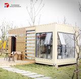 De nieuwe Ontworpen Economische Huizen van de Container van de Luxe Goedkope Prefab voor Verkoop