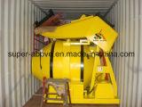 Mezclador concreto Cm300L/350L/400L/500L/600L/800L hidráulico