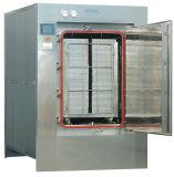 De horizontale Farmaceutische Sterilisator van de Autoclaaf van het Flesje/van de Ampul
