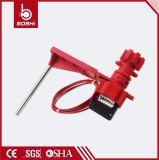 Valvole materiali di nylon di bloccaggio di sicurezza di uso di PA Univasal dell'OEM Bd-F35