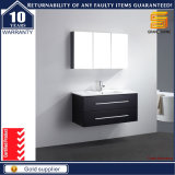 Hoher Glanz weiße MDF-Badezimmer-Schrank-Möbel mit Spiegel-Schrank