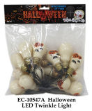 Grappige leiden van Halloween fonkelen Licht Stuk speelgoed