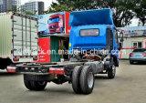 4X4 de lichte Vrachtwagen van de Stortplaats met 4X4 de Chassis van de Vrachtwagen
