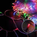 IP65는 테일 LED 끈 빛을%s 가진 옥외 훈장 10m100LED를 방수 처리한다