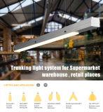 P/N8585 vertieftes lineares Aluminiumprofil, Strangpresßling für LED-Streifen-Licht