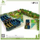 Коммерчески парк Trampoline с Trampoline много игр большим дешевым крытый