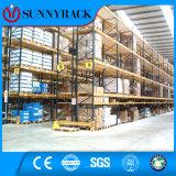 Racking resistente selettivo del pallet di protezione contro la corrosione del rivestimento della polvere dal fornitore della Cina