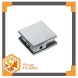 正方形のステンレス鋼のガラスドアロックパッチの付属品