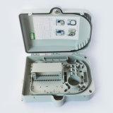 Im Freien die 16 Kern-Faser-Optikteiler-Kasten für Lgx optischen Teiler imprägniern