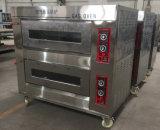 Volledig Oven de van uitstekende kwaliteit van het Dek van het Blad van het Roestvrij staal