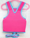 Neopreno/revestimento de vida de nylon da natação, veste, revestimento de vida para o esporte de água, veste da segurança, Swimwear, esportes de água (WM-0220)