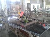 Dessus du granit G654 de Padang contre- de cuisine de banc foncé de pierre