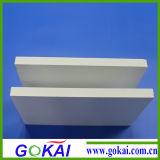 Scheda libera bianca della gomma piuma del PVC