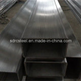 Cuadrado con poco carbono y tubo de acero rectangular