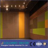 De geluiddichte Binnenlandse Akoestische Raad van de Vezel van de Polyester van de Muur