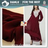 Tela de materia textil de Kuplar Amani para Abaya negro