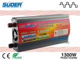 C.C solaire 12V d'inverseur d'énergie solaire de l'inverseur 1300W de Suoer à AC 220V (MDA-1300B)