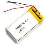 batteria del polimero del litio di 3.7V 750mAh