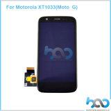 Affichage à cristaux liquides d'étalage d'écran de rechange pour Motorola Xt1032 Xt1033 Moto G