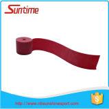 Bande de soie de forme physique de reprise de compactage de latex, bande de soie de mobilité, bandes de soie pour le compactage de muscle