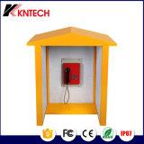 Cabina RF-11 di riduzione di disturbo del cappuccio del telefono da Kntech