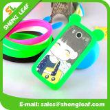 Caixa abundante protetora do telefone da tampa de frame do anel do silicone macio universal