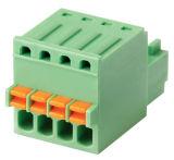 O VDE do UL de RoHS aprovou o bloco terminal Pluggable do passo de 3.5mm