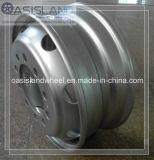 (19.5X6.75) Оправа колеса трейлера для тележки и шины