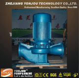 Pompa ad acqua centrifuga in-linea della pompa stridente della conduttura di Horizental