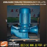 Horizentalの配管パイプラインポンプインライン遠心水ポンプ