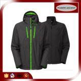 OEM van uitstekende kwaliteit Nylon Softshell 3 in-1 Jacket