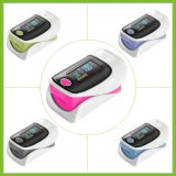 Fingerspitze Pulse Oximeter der Farben-OLED Display mit LCD Screen