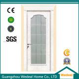 Porta nova do PVC do projeto para a casa com projeto personalizado (WDP3062)