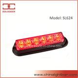 Warnleuchte des Röhrenblitz-Gedankenstrich-Licht-LED (Rot SL624)