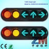 Semáforos de la flecha de los aspectos LED de 12 pulgadas 3/semáforo de vehículo