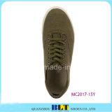 Handgemalte Segeltuch-Schuhe