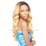 Half lungo di Curly Golden Hair un Lolita Wigs 1/2 Wig