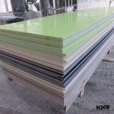 Materiale da costruzione solido dello strato di superficie di colore rosso di Kingkonree