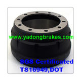 Webb Truck Part Professional Manufacturer Brake Drum 66250f