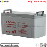 CER anerkannte tiefe Schleife-Gel-Batterie 12V55ah für Solarspeicherung