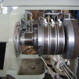 Sjsz80プラスチックPVC管の押出機は円錐二重ねじ押出機を機械で造る