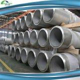 Tubo de acero inoxidable inoxidable del tubo ASTM A316L
