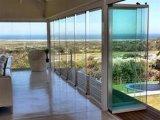 [توببريغت] [سليد دوور] زجاجيّة لأنّ بناء