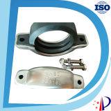 Accoppiamenti Grooved di alta pressione della conduttura del certificato di brevetto del gomito di Victaulic