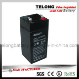 4V3.5ah Rechargeable Power Battery für Emergency Light